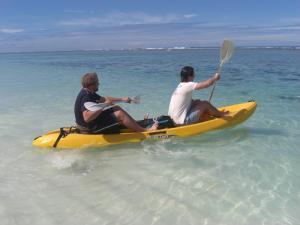 Kayak Hire Arorangi