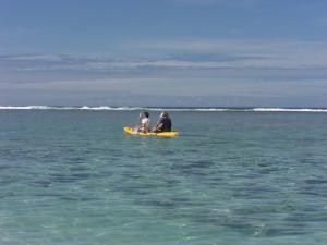 Kayak Rental Arorangi