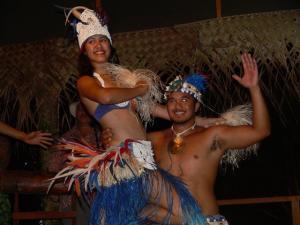 Cook islands Cultural Show