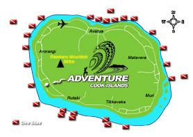 Rarotonga Dive Sites