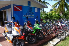 PADI Dive Centre and Rental Shop
